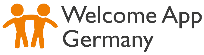 Welcome App Germany Logo